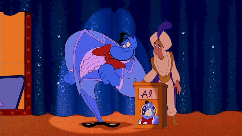 Funday - 19 Quotes By The Genie From Aladdin That Made Us LOL! - Thumb