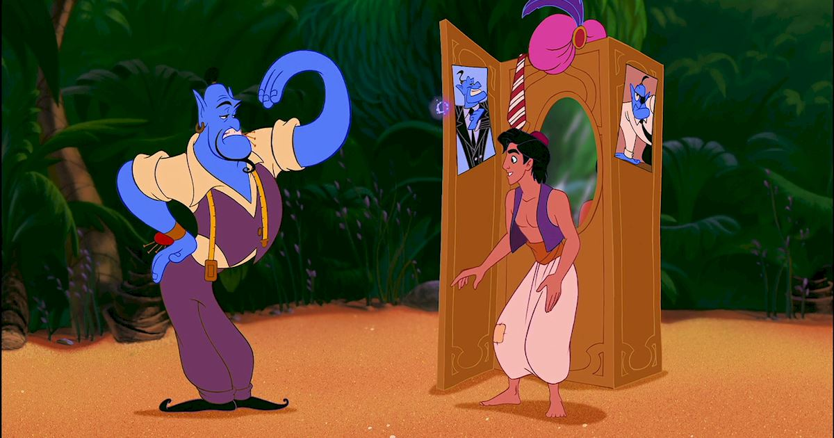Funday - 19 Quotes By The Genie From Aladdin That Made Us LOL! - 1007