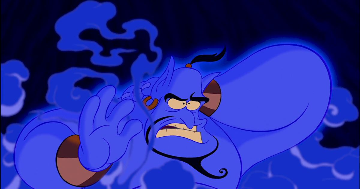 Funday - 19 Quotes By The Genie From Aladdin That Made Us LOL! - 1001