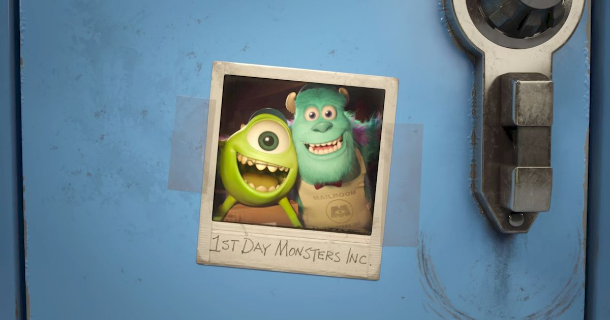 Funday - 14 Ways Monsters University Was Just Like Real University! - 1014