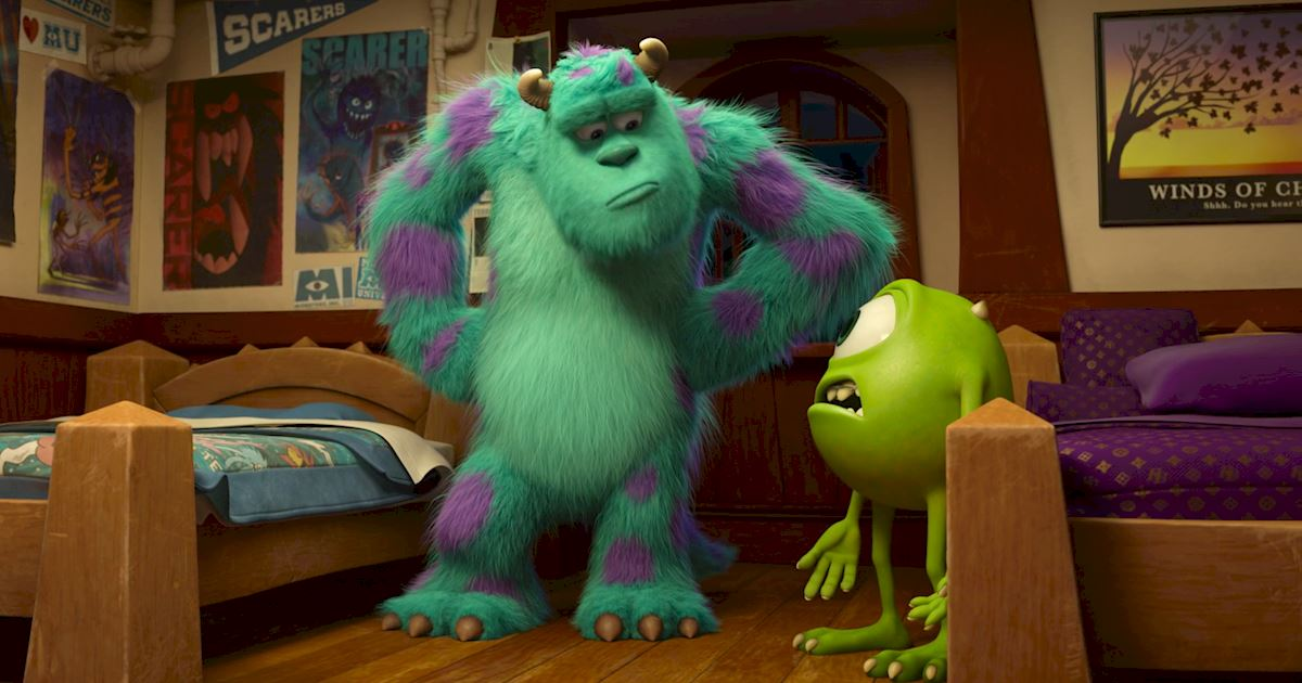 Funday - 14 Ways Monsters University Was Just Like Real University! - 1002