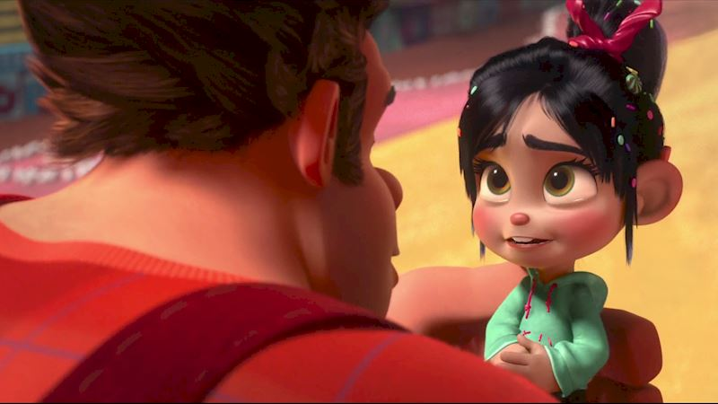 Funday - 10 Reasons Why We All Love Vanellope Von Schweetz! - Thumb