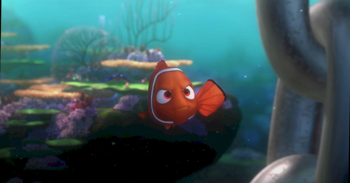 Funday - 14 Times Nemo From Finding Nemo Was A Terrible Son! - 1006