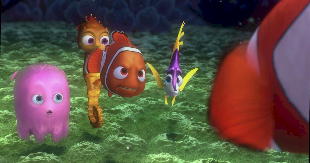 Funday - 14 Times Nemo From Finding Nemo Was A Terrible Son! - 1004