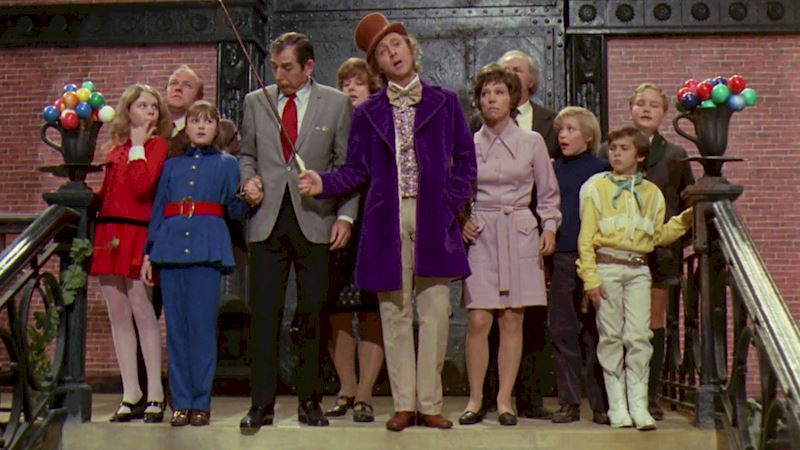 Funday - Which Willy Wonka Kid Are You? - Thumb