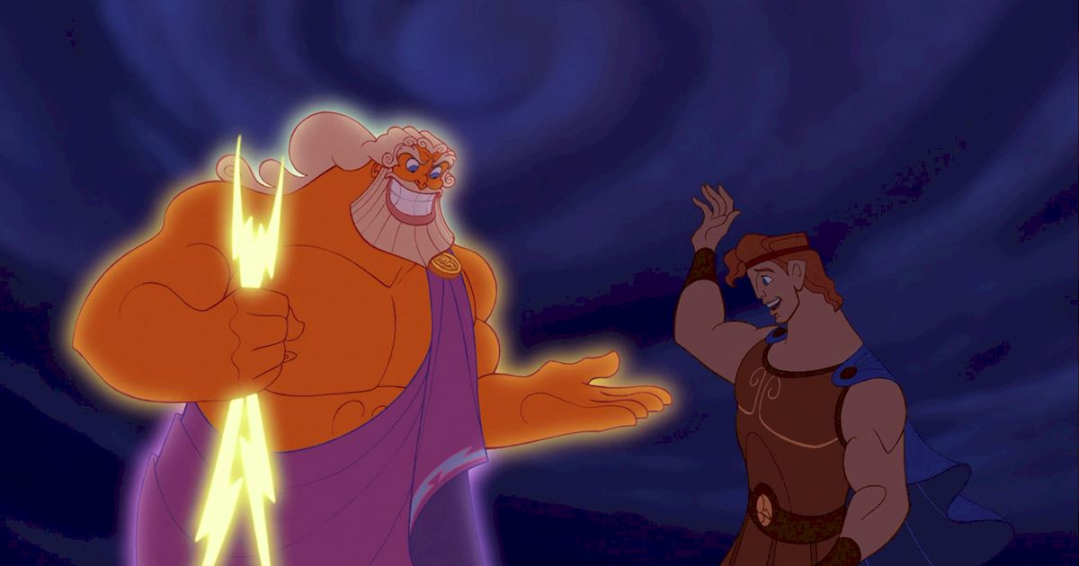 Funday - 10 Reasons Why We All Love Hercules! - 1009