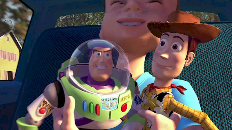 Funday - Are You More Woody Or Buzz Lightyear From Toy Story?  - Up Next Thumb