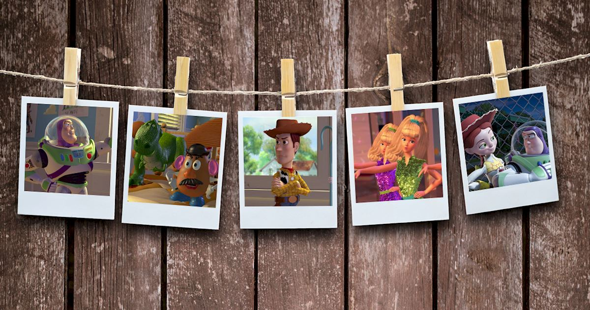Funday - Fandemonium - Share Your Toy Story Inspired Photos On Twitter And Instagram! - 1001