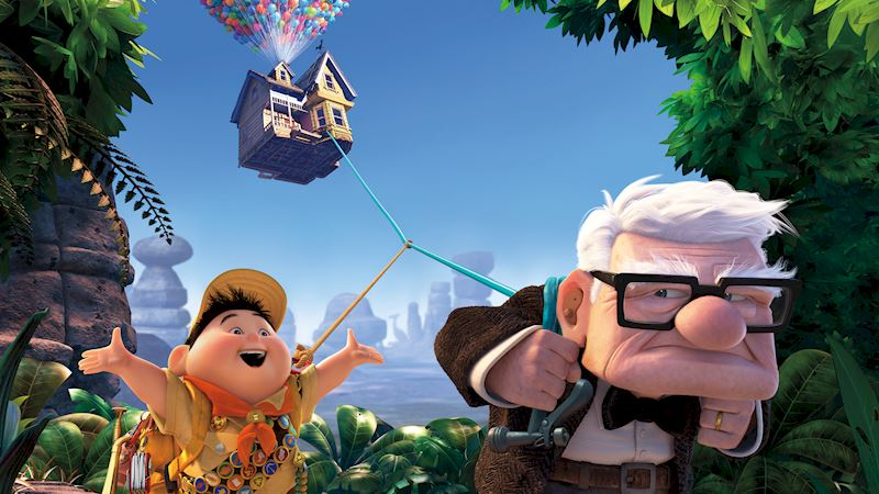 Funday - How Well Do You Know The Amazing Movie Up? - Thumb