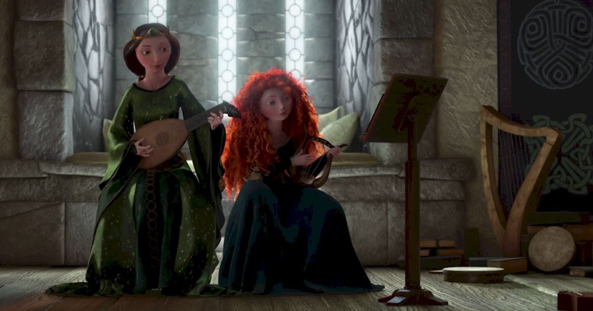 Funday - 12 Reasons Why We Wish We Were Merida From Brave - 1005