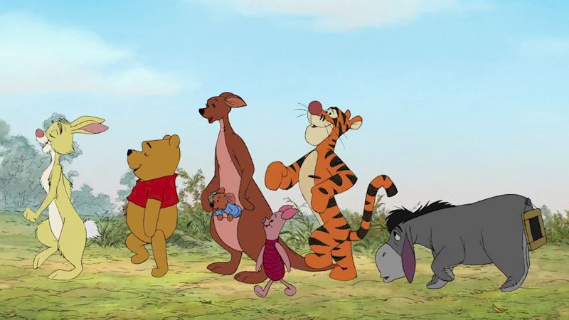 Funday - 12 Times Winnie The Pooh And Friends Were Literally All Of Us At Work - Thumb