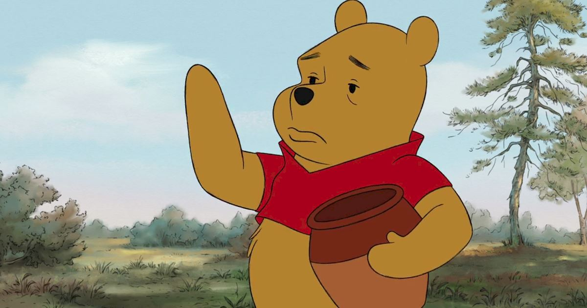 Funday - 12 Times Winnie The Pooh And Friends Were Literally All Of Us At Work - 1006