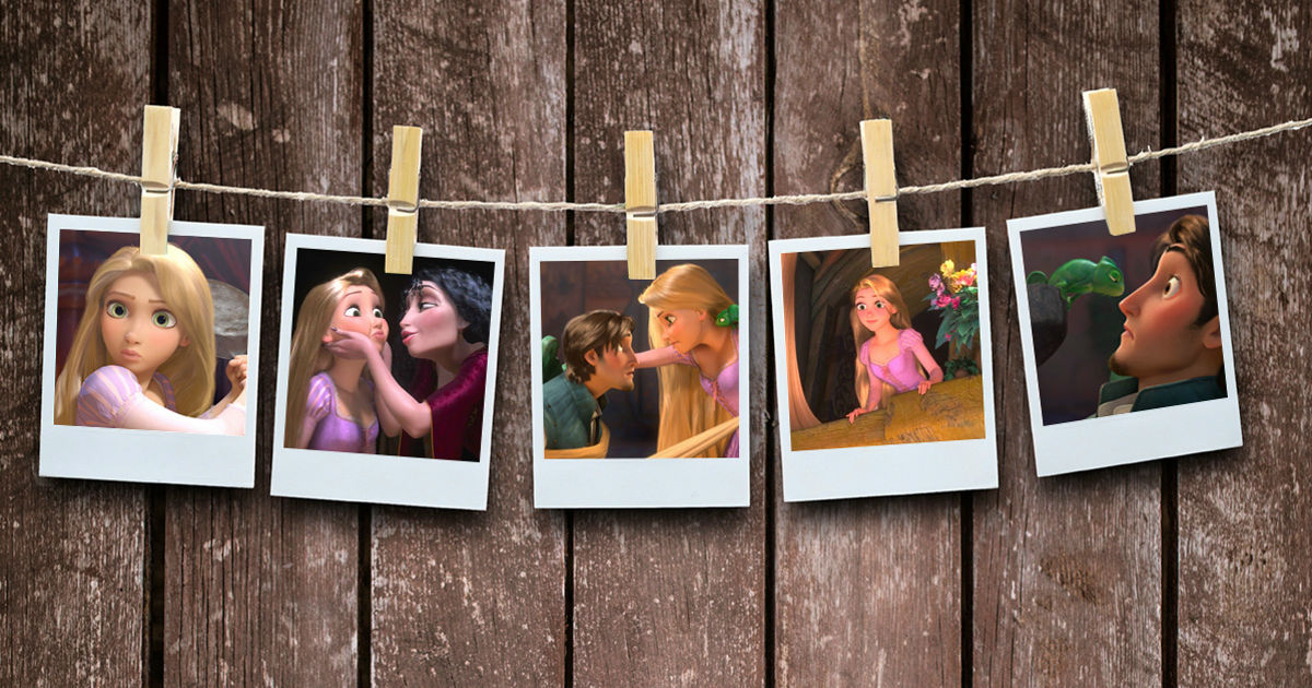 Funday - Fandemonium - Share Your Tangled Inspired Photos On Twitter And Instagram! - 1002