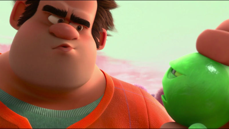 Funday - 10 Perfect Jobs For Wreck-It Ralph That Don't Involve Wrecking Things - Thumb