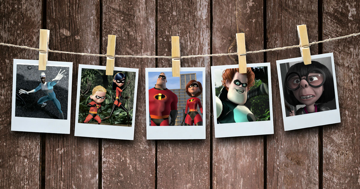 Funday - Fandemonium - Love The Incredibles? Share Your Photos On Twitter And Instagram! - 1001