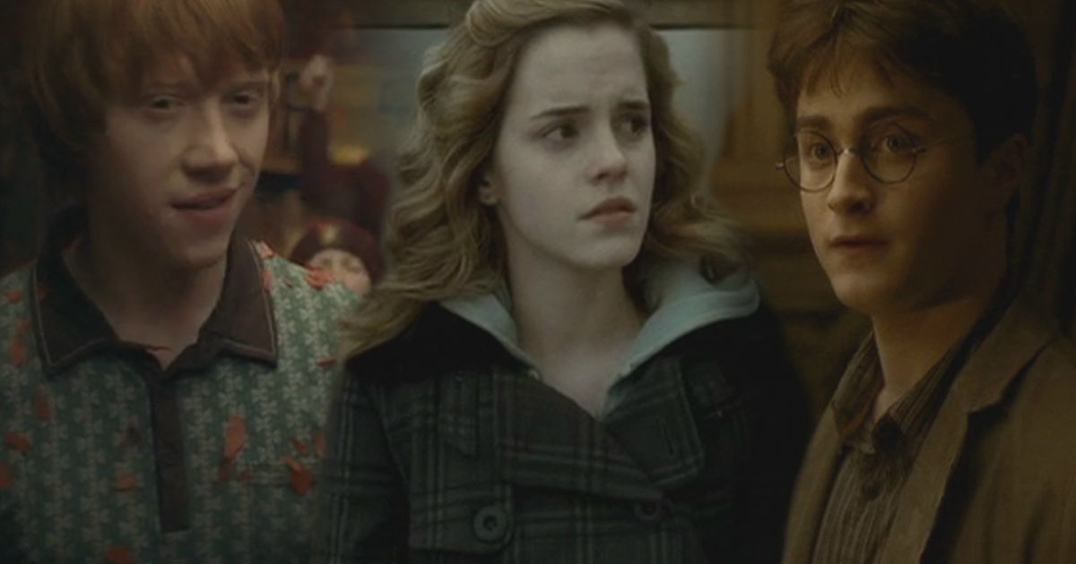 Harry Potter - Can You Name The Characters That Appear In Harry Potter And The Half-Blood Prince? - 1001