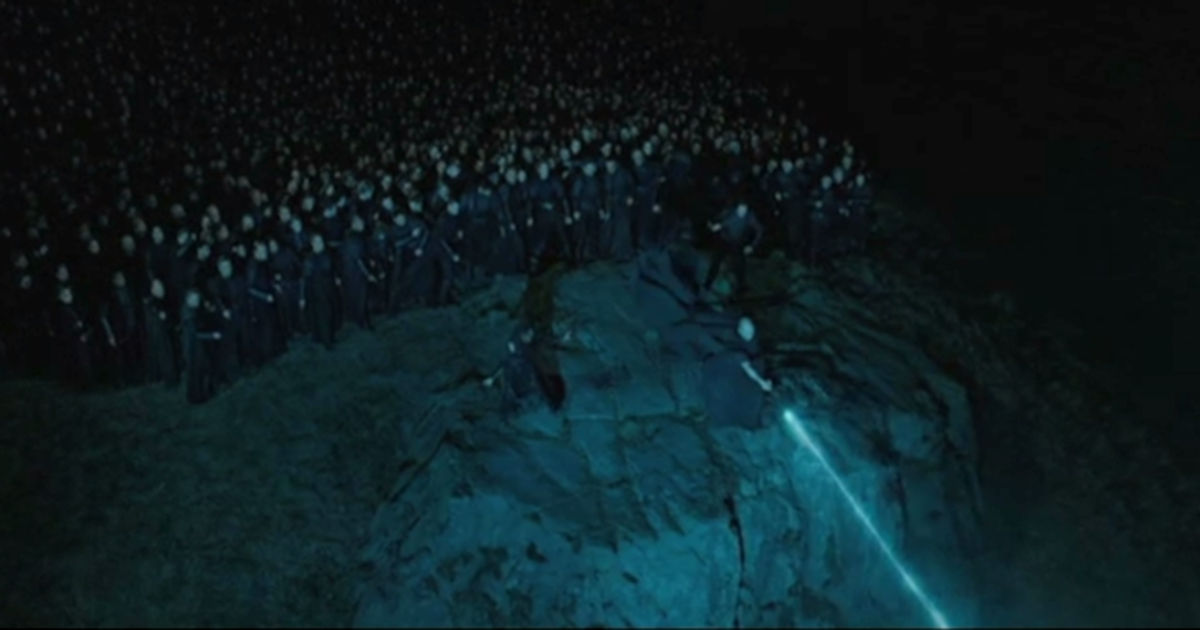Harry Potter - 11 Reasons We Secretly Wanted To Join Voldemort And The Death Eaters!  - 1009