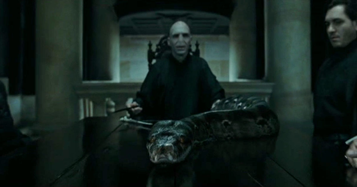 Harry Potter - 11 Reasons We Secretly Wanted To Join Voldemort And The Death Eaters!  - 1002