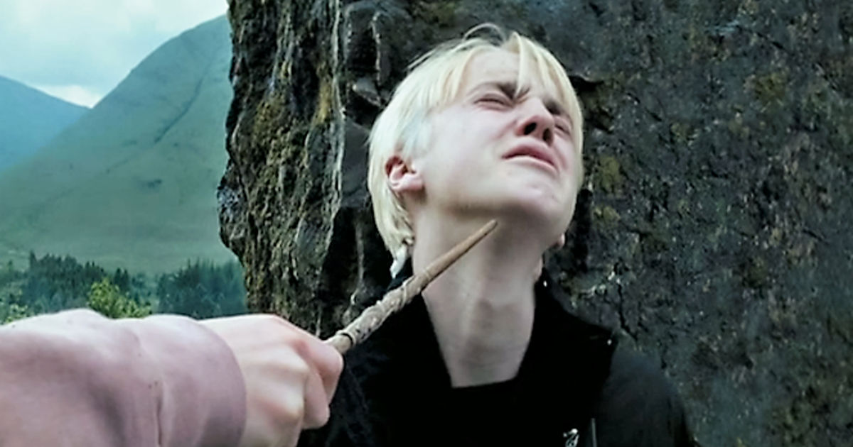 Harry Potter - 10 Signs That You Are Literally Draco Malfoy! - 1008