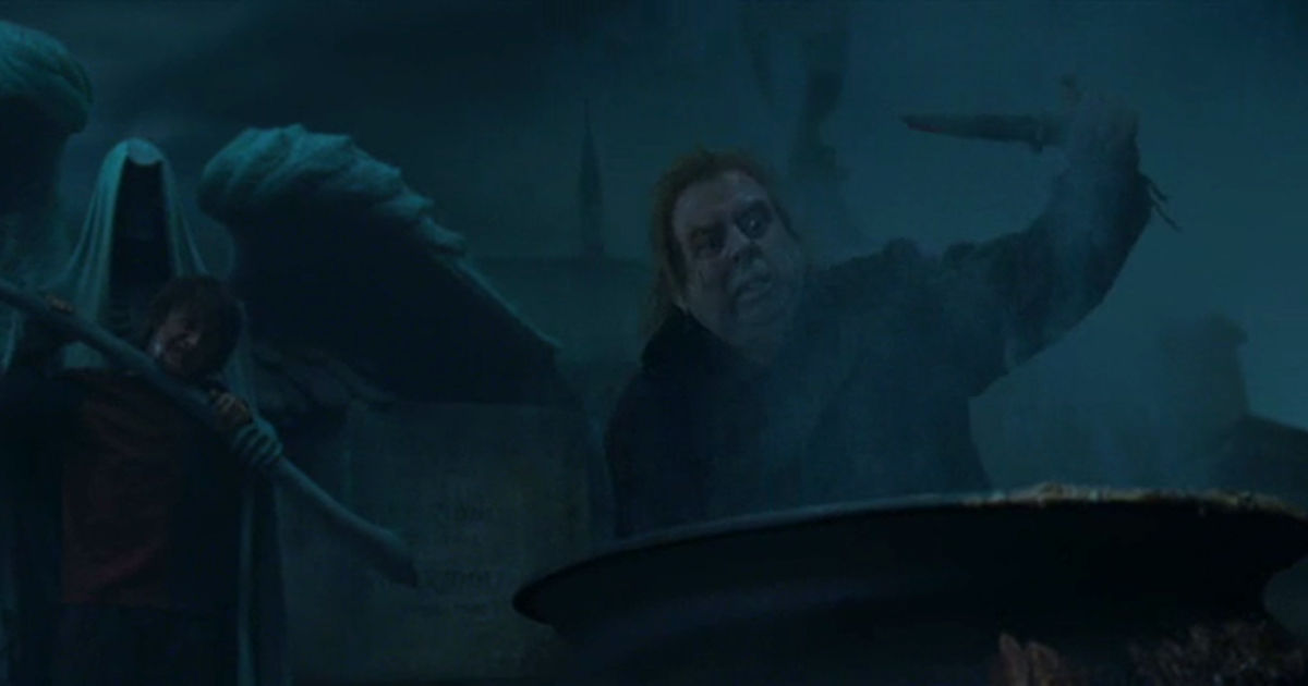 Harry Potter - 11 Reasons We Secretly Wanted To Join Voldemort And The Death Eaters!  - 1008