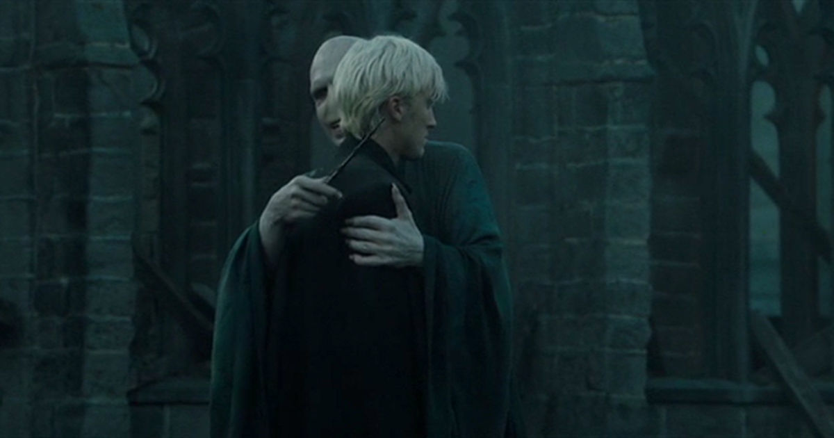 Harry Potter - 11 Reasons We Secretly Wanted To Join Voldemort And The Death Eaters!  - 1011