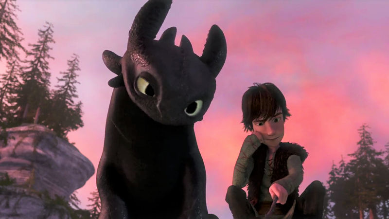 Funday - Sudden Death Quiz! Just How Closely Did You Watch How To Train Your Dragon? - Thumb