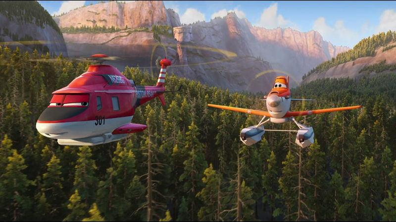 Funday - Do You Know Every Detail Of Planes: Fire & Rescue?  - Thumb