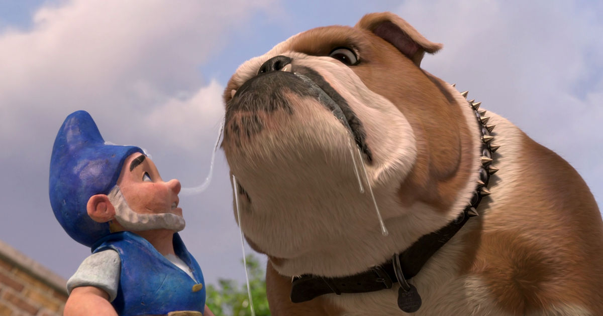 Funday - 10 Struggles Of Being A Tiny Person, According To Gnomeo And Juliet! - 1002
