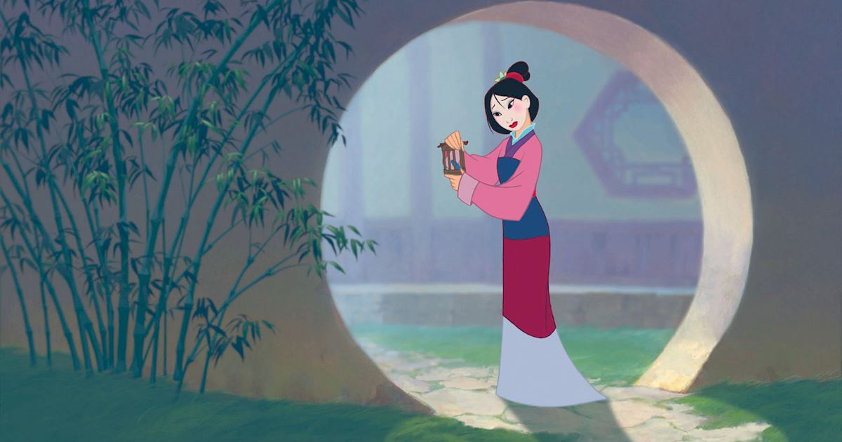 Funday - Seven Times Mulan Was The Most Badass Disney Princess - 1002