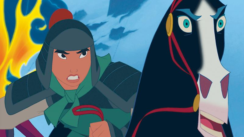 Funday - Seven Times Mulan Was The Most Badass Disney Princess - Thumb