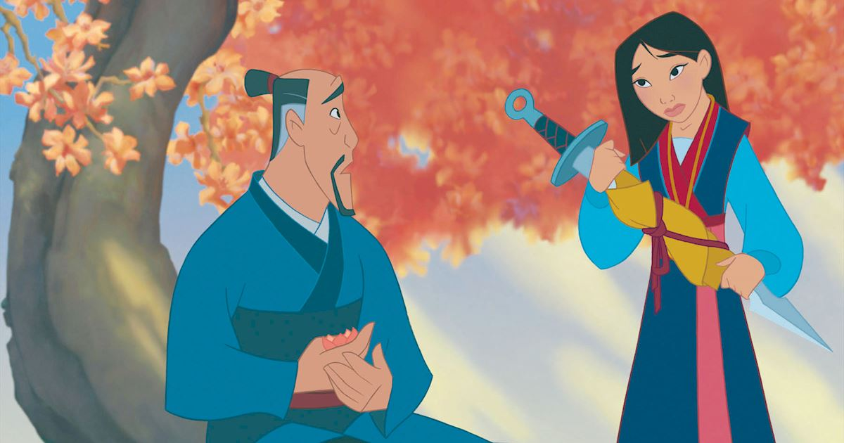 Funday - Seven Times Mulan Was The Most Badass Disney Princess - 1017
