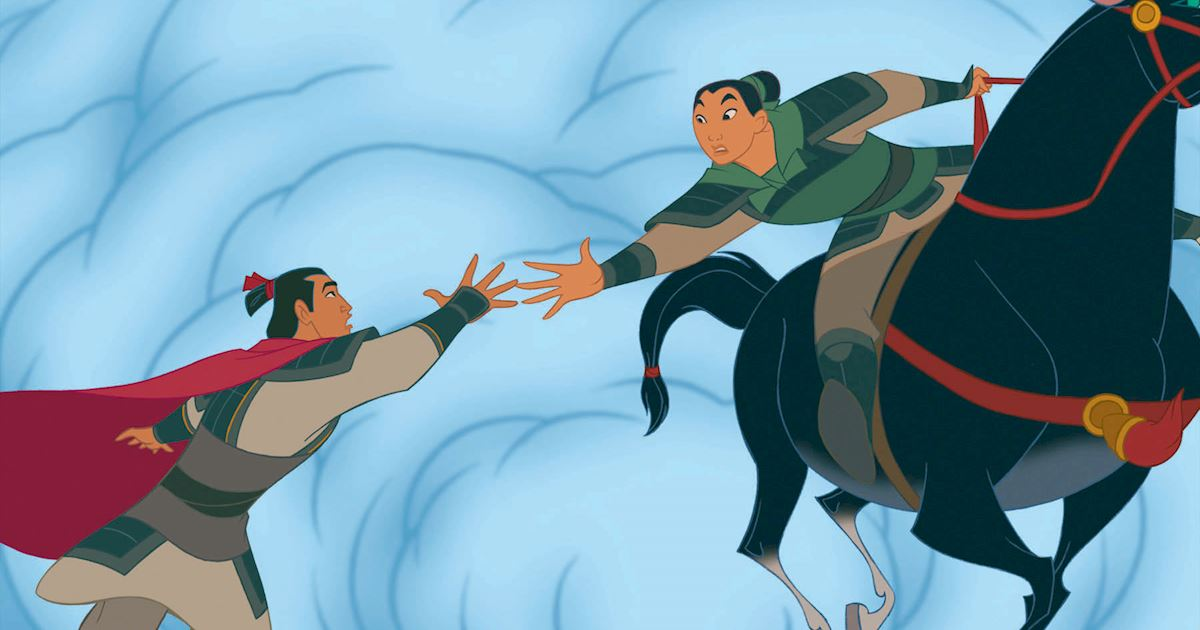 Funday - Seven Times Mulan Was The Most Badass Disney Princess - 1014