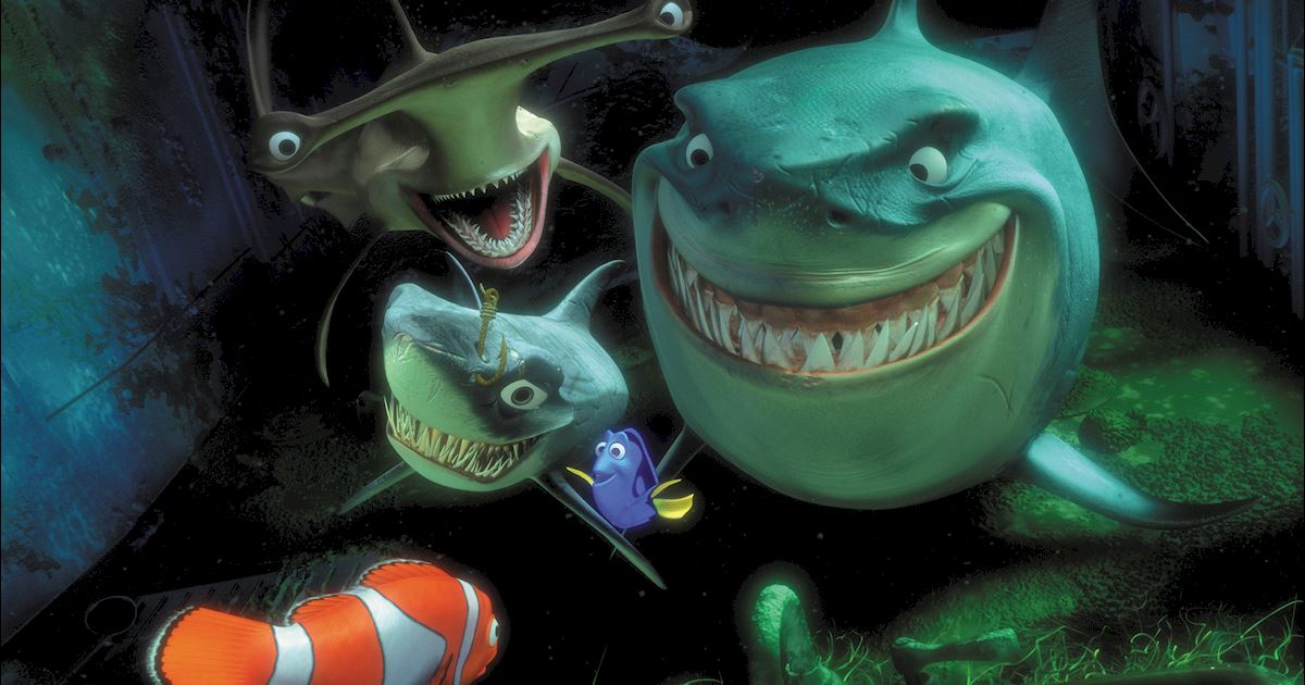 Funday - Your Life As Told By Finding Nemo - 1010
