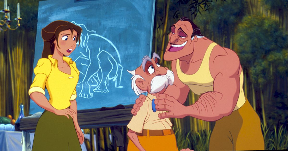 Funday - 8 Reasons You Should Live In The Jungle With Tarzan - 1008