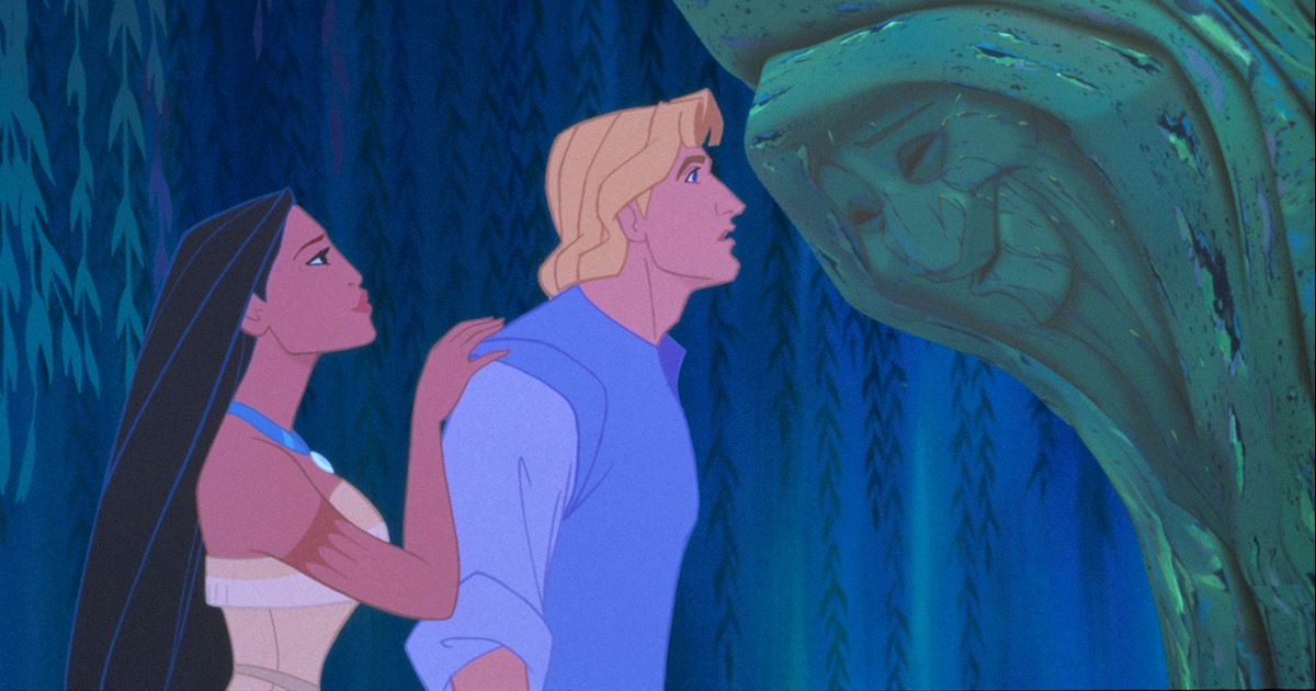 Funday - 8 Times Pocahontas' Hair Was On Point! - 1001
