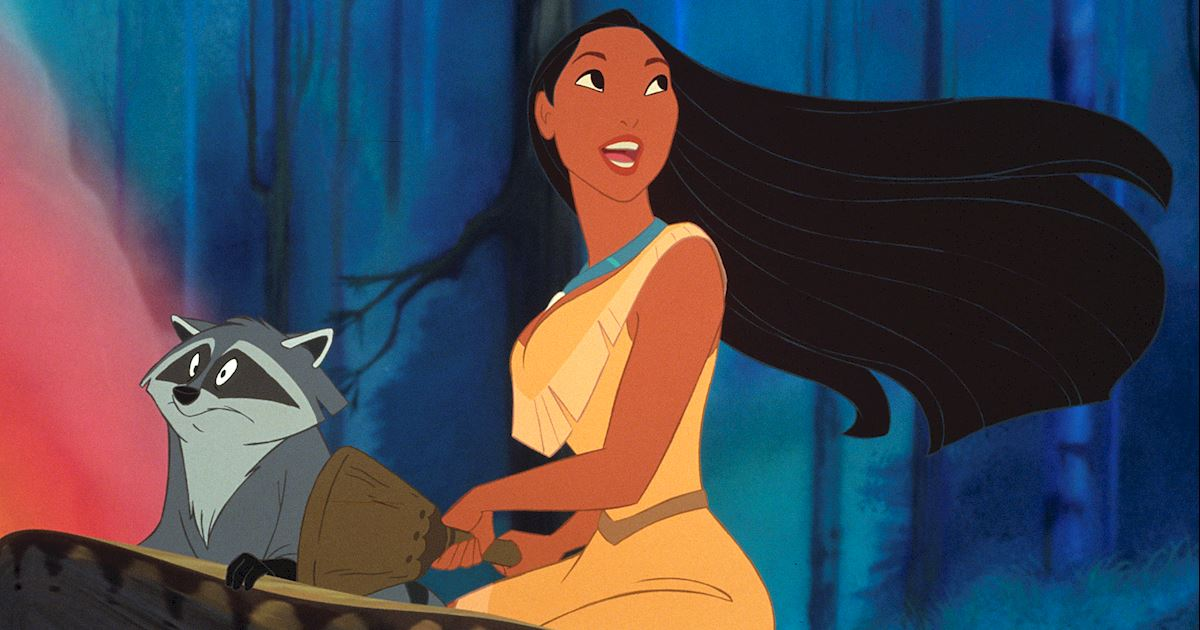 Funday - 8 Times Pocahontas' Hair Was On Point! - 1004