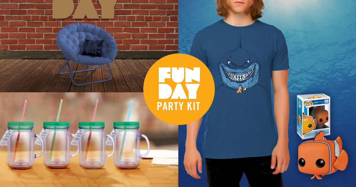 Funday - Funday Sweepstakes - Win An Awesome Party Kit! - 1001