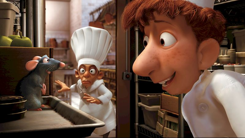 Funday - [QUIZ] How Well Do You Know Ratatouille? - Thumb