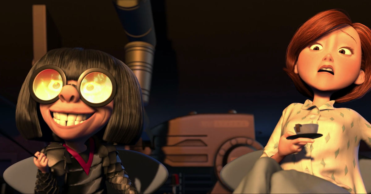 Funday - 12 Ways The Incredibles Are Exactly The Same As Your Family - 1006