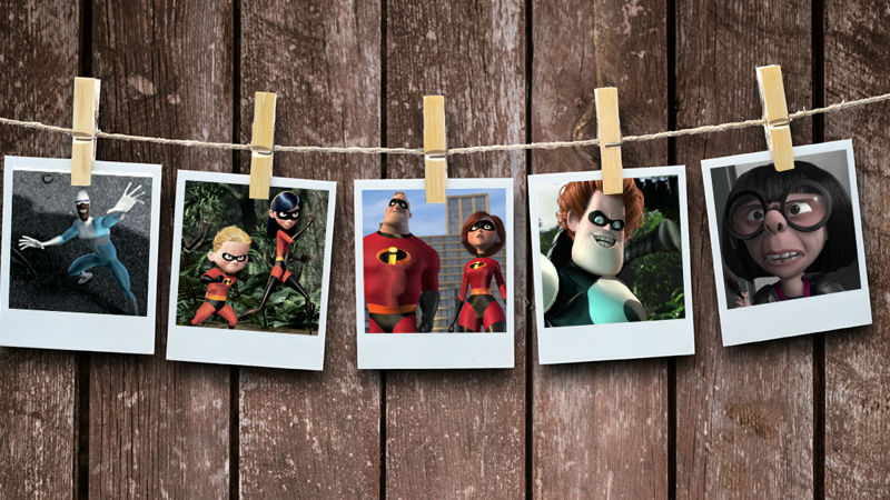 Funday - FANDEMONIUM: Share Your The Incredibles-Inspired Photos On Twitter And Instagram! - Thumb
