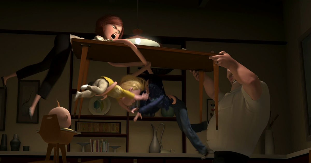 Funday - 12 Ways The Incredibles Are Exactly The Same As Your Family - 1009