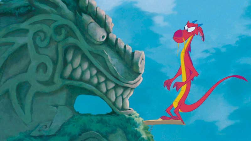 Funday - 14 Signs You Are Actually Mushu At Work - Thumb