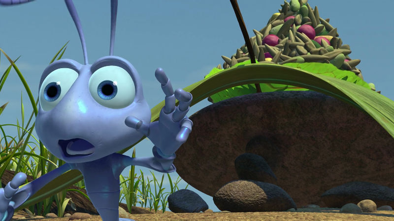 Funday - 18 GIFs Of Flik From A Bug's Life That Perfectly Sum Up All Of Your Life Struggles! - Up Next Thumb