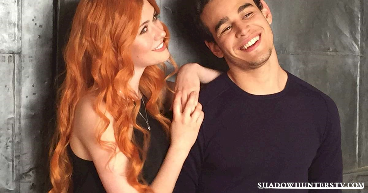 Shadowhunters - [EXCLUSIVE] <em>Shadowhunters</em> Press Day Photos - 1009