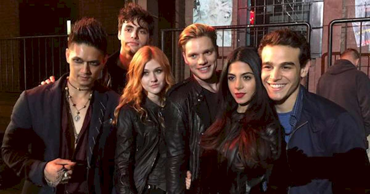 how to become a shadowhunter in real life