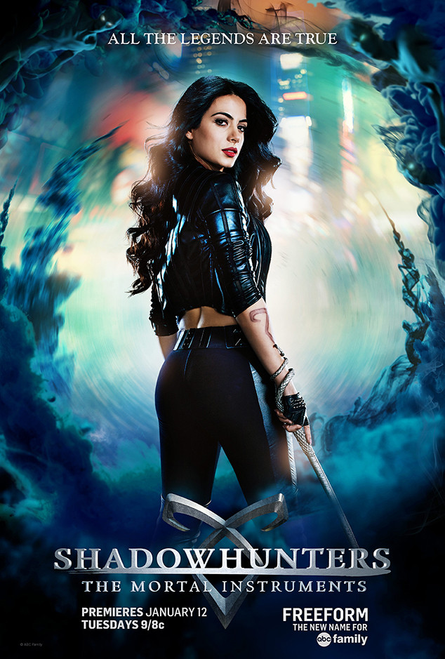 Shadowhunters - ICYMI - More Official Shadowhunters Posters!!! - 1004