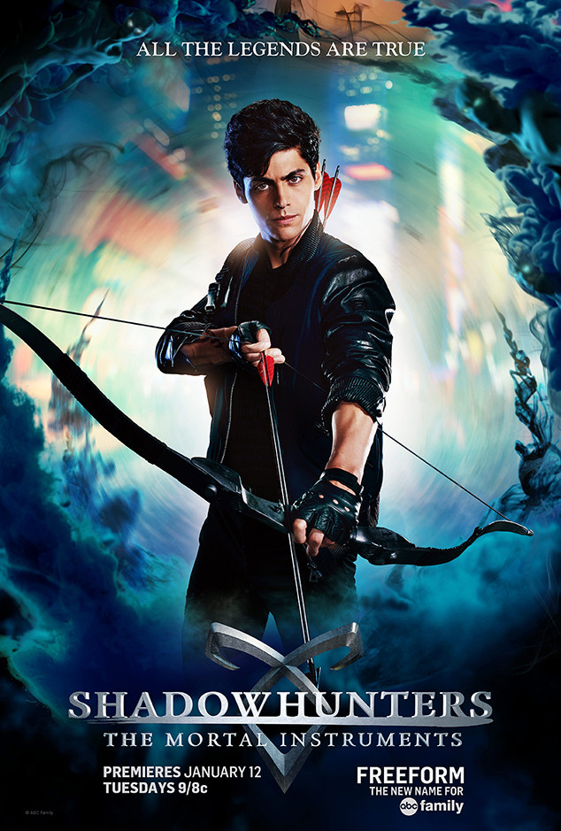 Shadowhunters - ICYMI - More Official Shadowhunters Posters!!! - 1002