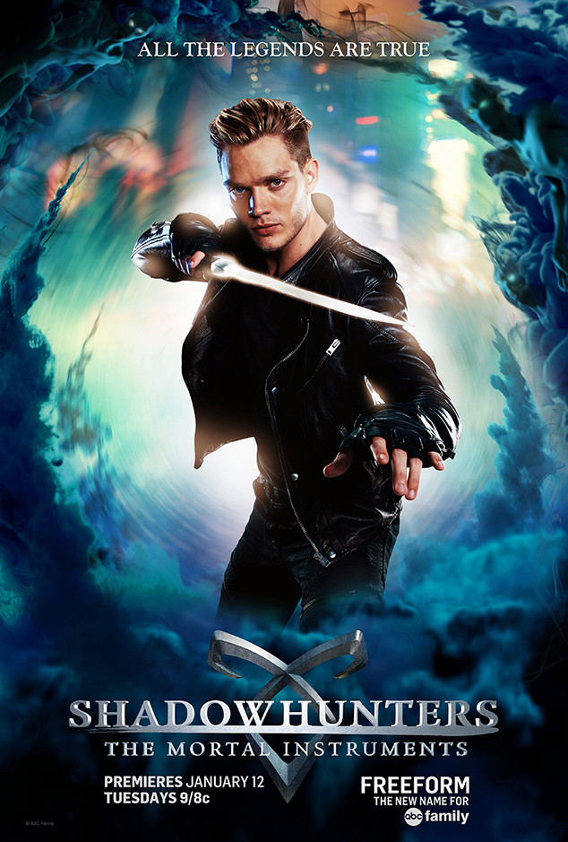 Shadowhunters - ICYMI - More Official Shadowhunters Posters!!! - 1005