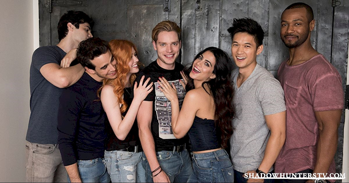 Image result for shadowhunters