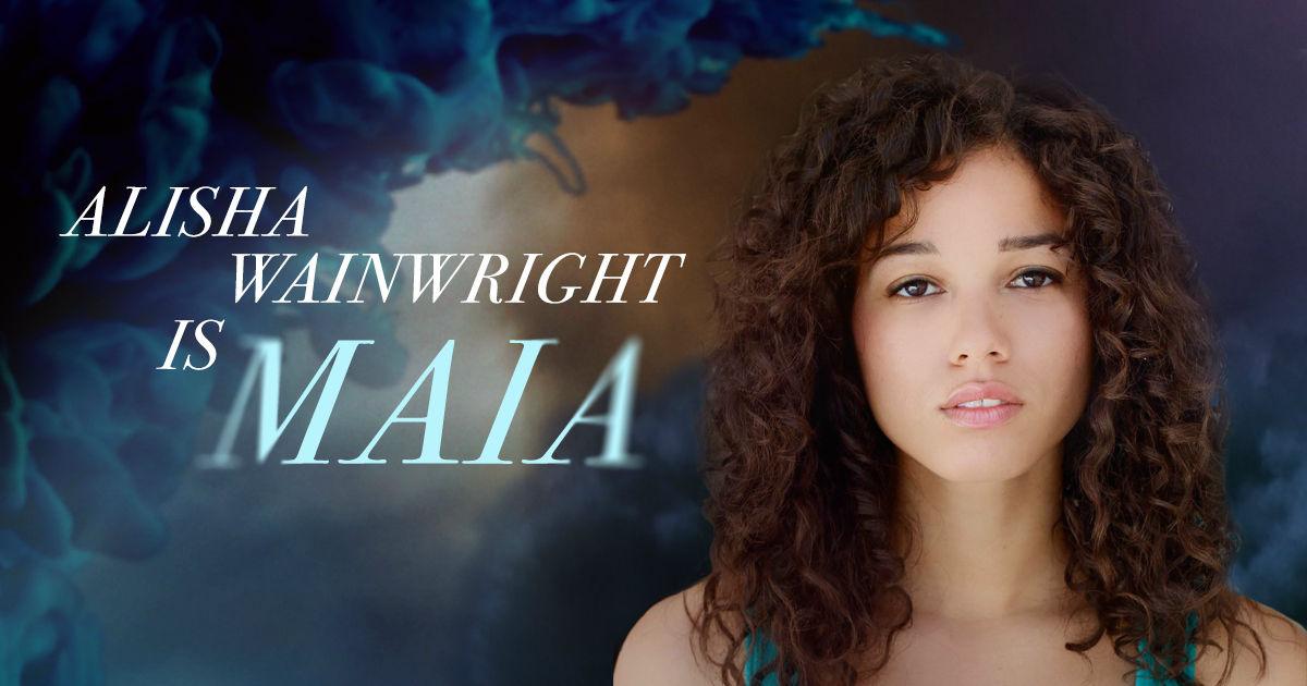 Resultado de imagem para Alisha Wainwright Shadowhunters